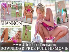 Shannon adorable sexy teen amateur full movies