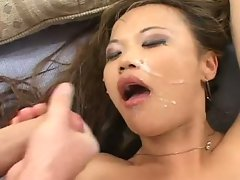 Super sexy Mia SmilesClick loves to get her mouth soakin with fresh cock drool