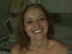 Kathia Nobili babe let man's comings melt on face