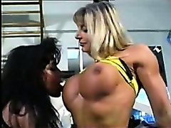 Female Muscle - Bodybuilding Mature Women Part3