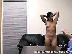 Girl w/ Issues Ass Fucked at Modeling Interview