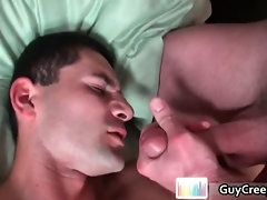 Aiden Morgan super tight anus fuck
