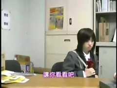 japanese shoplifted schoolgirl with mother sex or police part 1