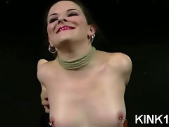 Bound Big Tits Teased