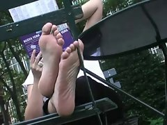 Candid Soles in the Park 2