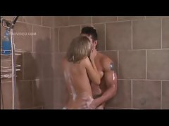 Chastity Lynn hot shower fuck scene