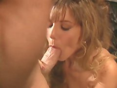 Angela Summers &amp, Ashlyn Gere get Buck Fucked