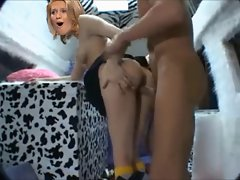 Rachel Riley From Countdown Fucked Doggy Faster and Faster