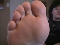 Mommy feet