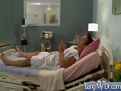 In Doctor Office Pacients Get Hard Sex video-33