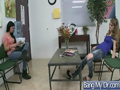 In Doctor Office Pacients Get Hard Sex video-14