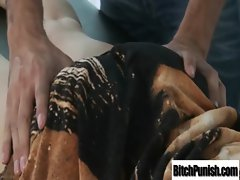 Sexy Big Tits Clients Get Nail Hard video-04