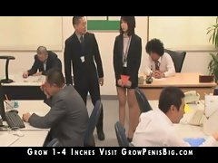 Intelligent Beautiful Secretary Mona Asamiya 3