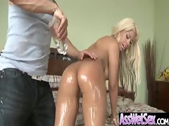 Wet Ass Girl Get Hard Anal Fucked video-14