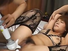 sexy korean anal fucking with lingerie