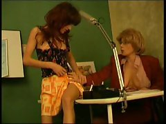 Mature teacher and female student hook up