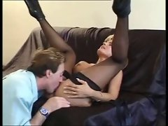French Mature Best Choice for Anal By TROC