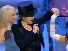 Madonna, Britney Spears, Christina Augilera - Like A Virgin