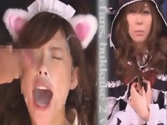 Cute BUKKAKE JAV Hyper Time-Lapse music video