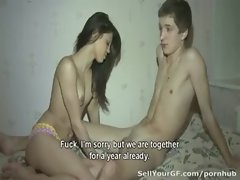 Russian guy lets his girlfriend fuck another guy download http://bit.ly/QiTbr0