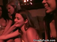 Women Watch Bride To Be Ride Dick At Stagette Party