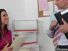 Jessica jaymes: sex talk in the office