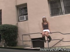 Chastity lynn is a hot blonde who loves black dick