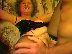 She seems so nervous at first but this hot granny Shane loves to suck...
