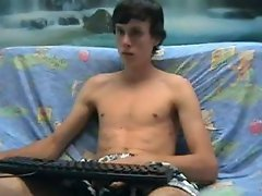 HotBoy18 is a handsome Romanian twink with sexy boyish looks and...