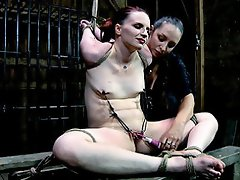 Sister Dee knows that she can take a bondage and pain slut like...