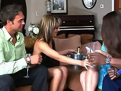The first time Lexi and Rocco tried wife switching it ended badly...