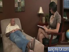 At Doctor Office Girl Get Hard Sex vid-11