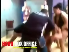 Strippers Fight In The Dressing Room