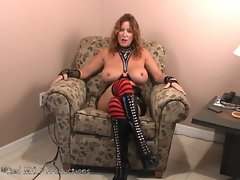 Mistress Mommy is in Control