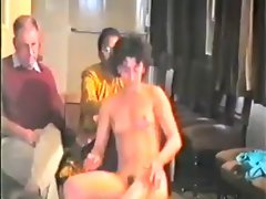 CMNF Nude Wrestling Club(Bald vs Hairy)