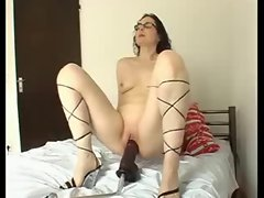 big dildo wife