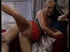 Early Kelly Trump in amazing Double Vaginal Penetration