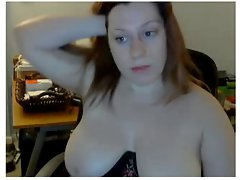 Big beautiful woman on Omegle