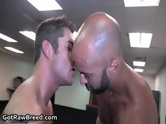 Igor Lucas and Zac Zaven extreme gay gay porno