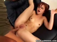 Butthole Drilled Wench