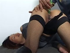 Thai Hussy First Time Anus