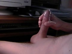 My Irreproachable Penis 006 Slow Motion Spurting