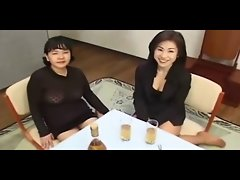 Sensual japanese Attractive mature Lezzies Love Vagina (Uncensored)