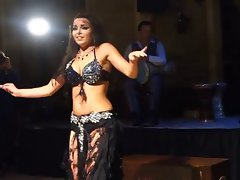 Alla Kushnir sensual belly Dance part 26