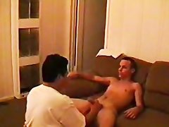 Bobby gets grinded in obscene apartment.