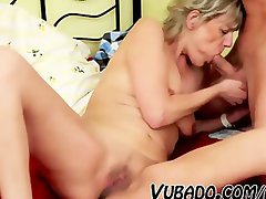 Mommy GETS Grinded IN BEDROOM BY HIM !!