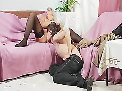 Sex with lewd cougar 3