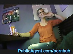 PublicAgent She's banging a celebrity?? No!