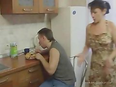 Sex with attractive cougar 7