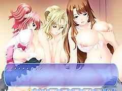 Hitozumansion ~ The Three Sisters Of Uruwashi Chesty Cheating wives